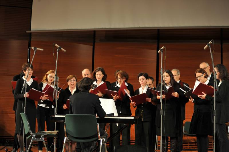 Coro Polifonico alla BPL City 2012